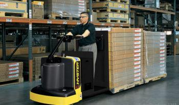 Carretilla eléctrica para transportar Hyster C60-80ZHD full