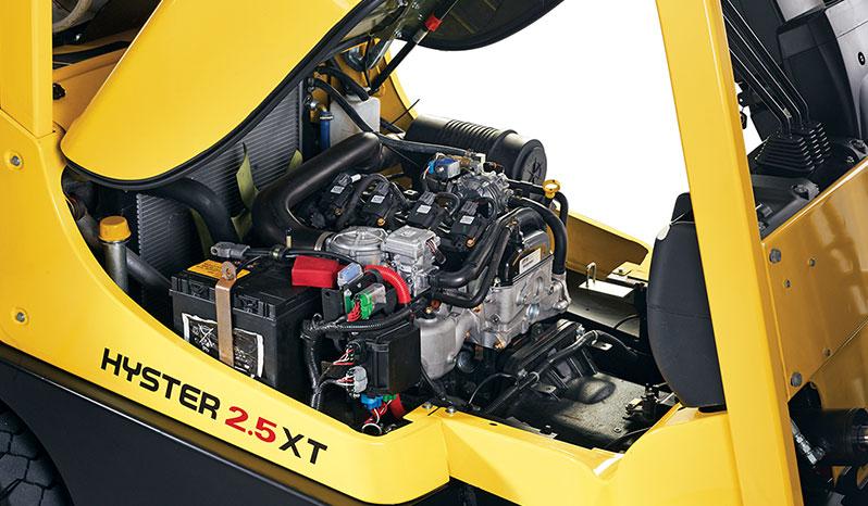 Autoelevador contrabalanceado combustión interna Hyster H1.5-2.0XTS full