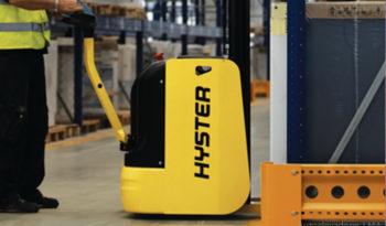 Apilador eléctrico para hombre caminando Hyster S1.0E-S1.6 full