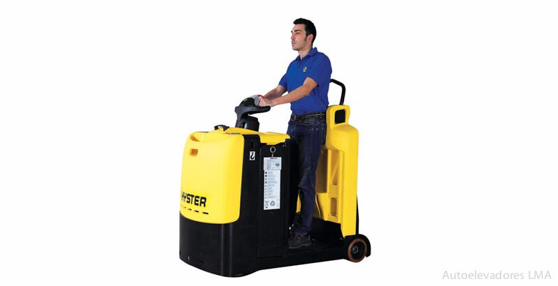 Tractor de arrastre Hyster L05.0-7.0T full