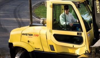 Autoelevador contrabalanceado combustión interna Hyster H170-190FT full
