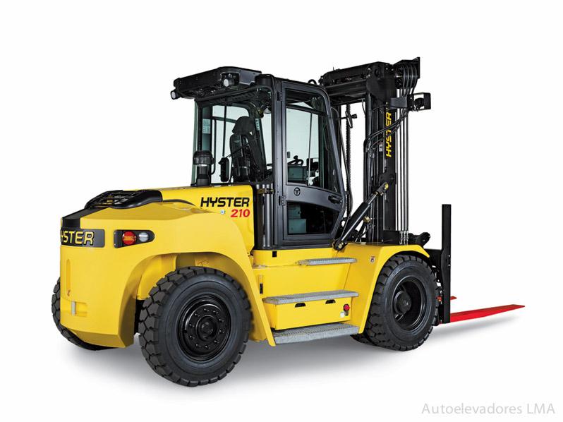 Big Truck Hyster H190-280HD full
