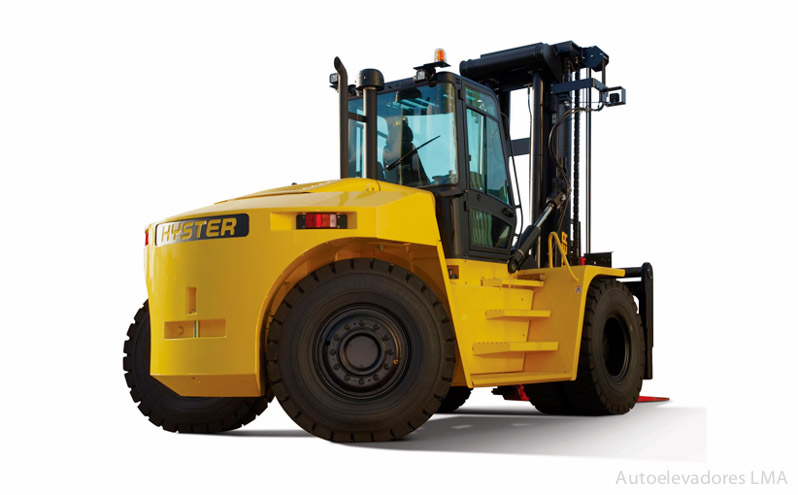 Big Truck Hyster H400-450HDS full