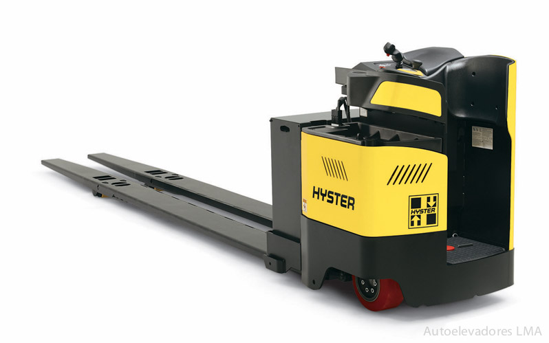 Carretilla eléctrica para transportar Hyster BE80-100ZHD full