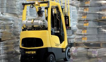 Autoelevador contrabalanceado de combustión interna Hyster S40-70FT full