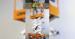 Plataforma manual tijera S3006-3010P Snorkel (1,80 a 3mts)