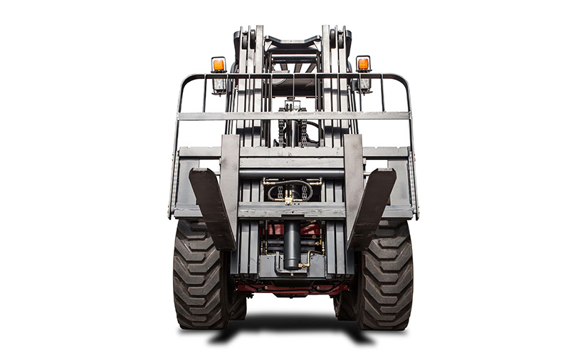 Autoelevador Todoterreno 4×4 Samuk FD18T-FD35T full