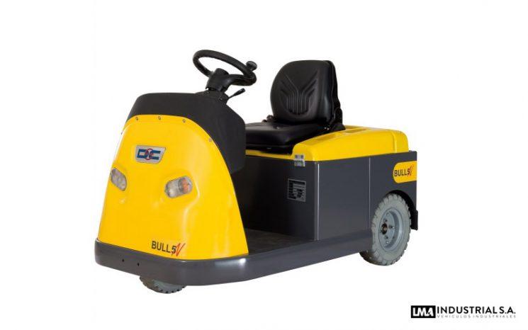Tractor eléctrico Bull 5N full