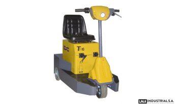 Tractor de arrastre acompañante TR 6 full