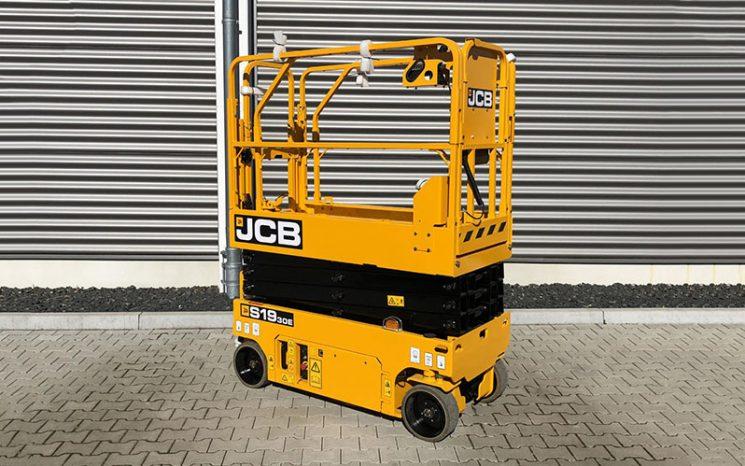 Plataforma de altura JCB S1930E full