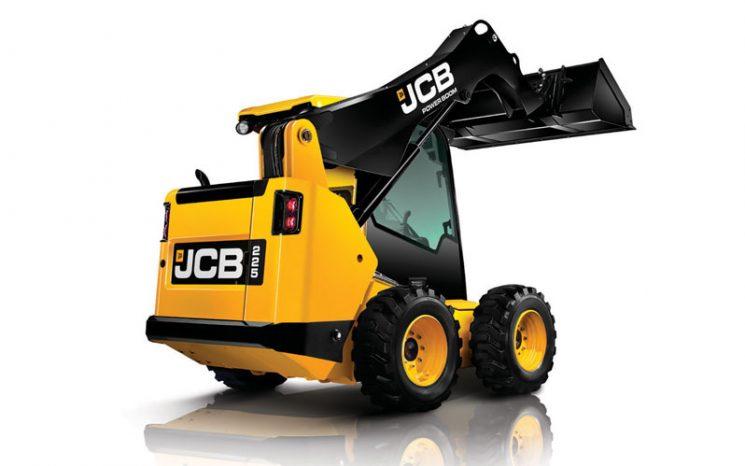 Minicargador JCB 250 full