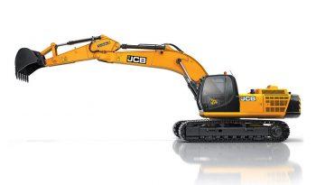 Excavadora JCB JS370 LC full