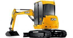 Miniexcavadora JCB 8030 ZTS