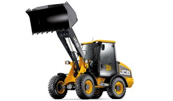 Cargador frontal JCB 406Z full